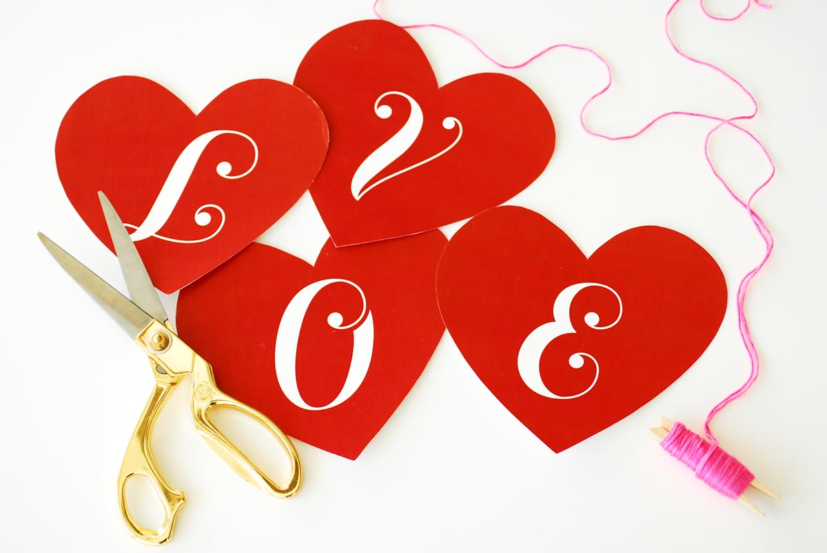 Valentine S Day Love Banner