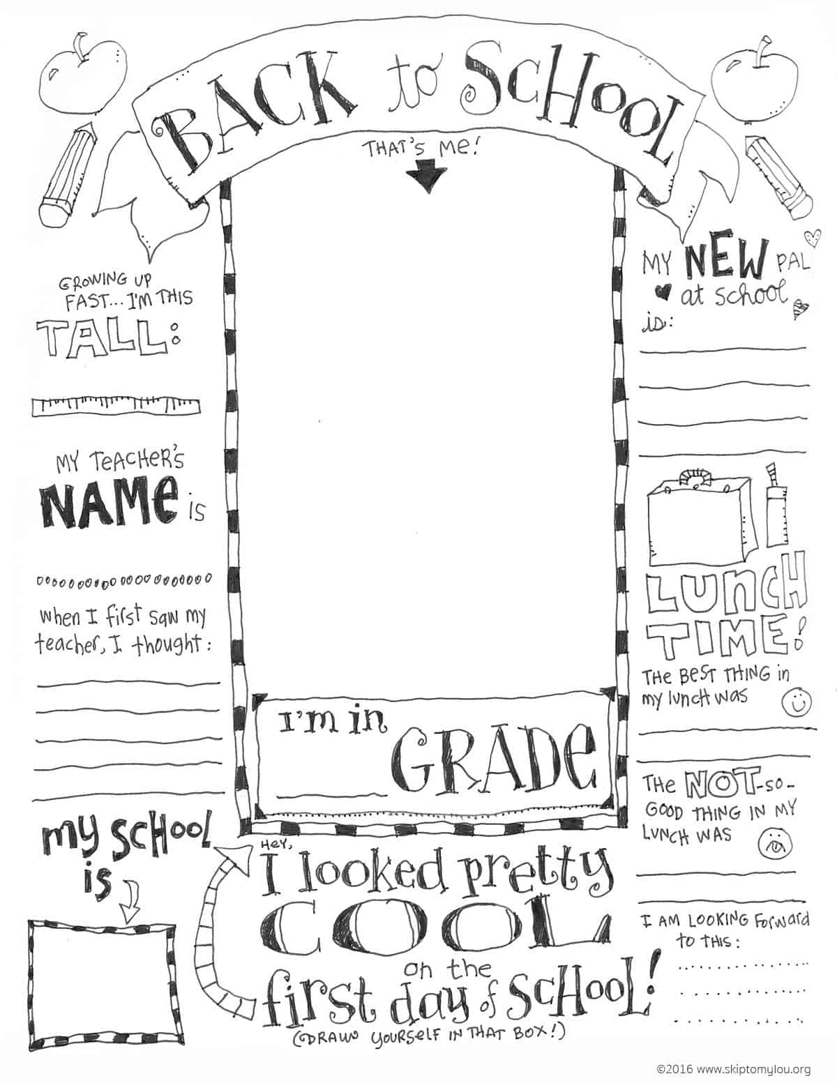 5 End Of School Printables
