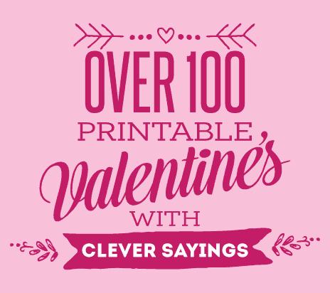 Printable Valentine Cards Skip To My Lou