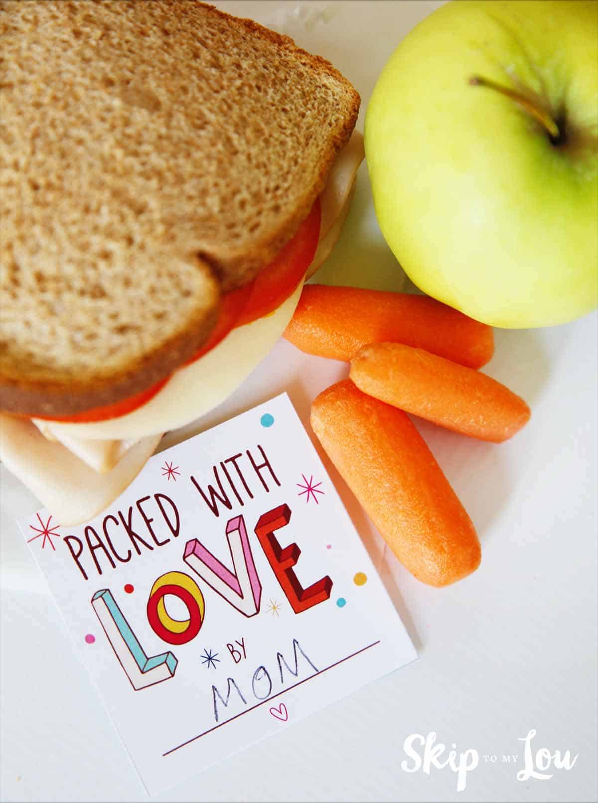 The Coolest Free Printable Lunch Box Notes On The Web