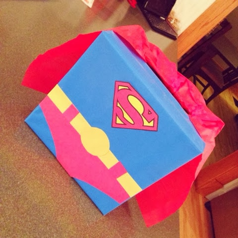 superman box