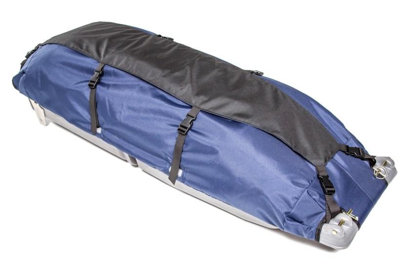 Snowclipper Pulk: a versatile, all-purpose gear sled for towing loads in technical terrain 1