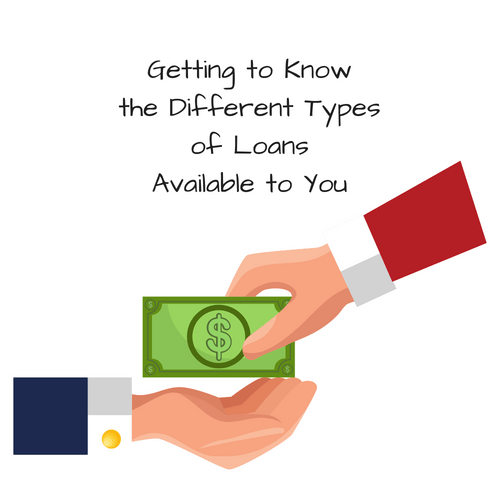 different-loans-available