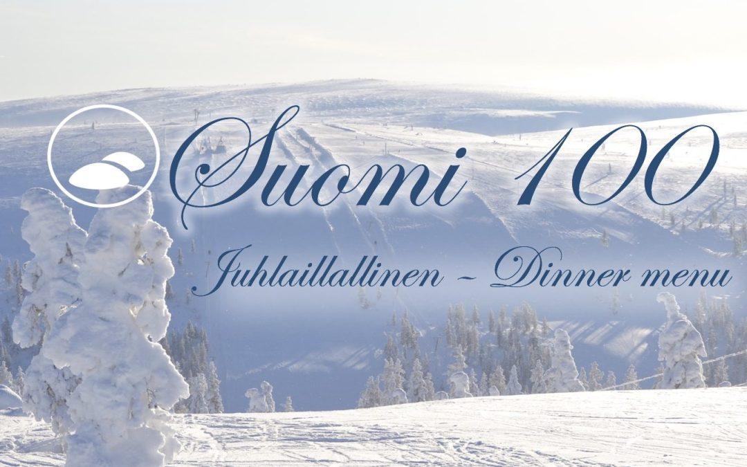 Suomi 100 juhlaillallinen 6.12.