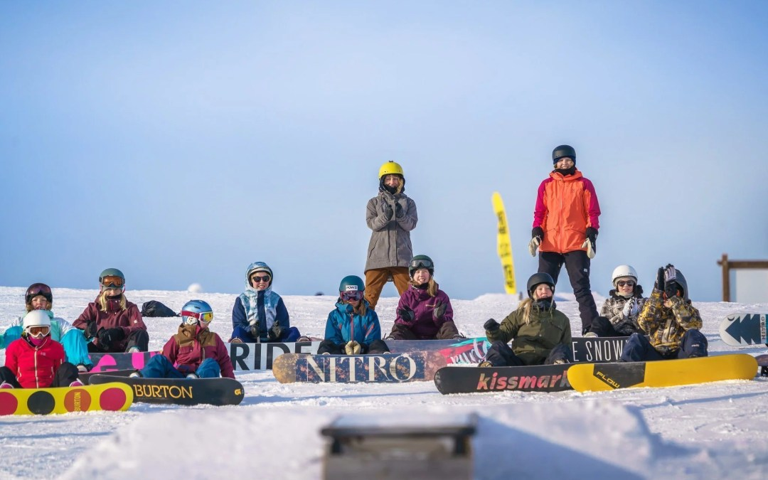 Girls Go Shred 14.-17.3.2019