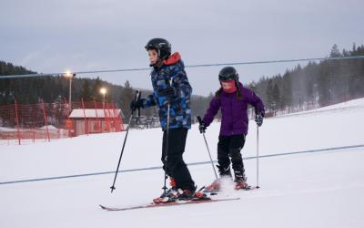 New! Language & Ski Course