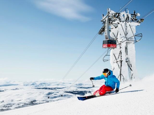 Der åbnes endnu flere pister i Sålen, Åre og Vemdalen