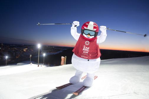 SkiStar bliver titelsponsor for VM 2019 i Åre