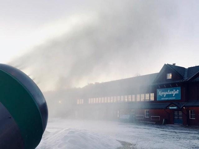 Ni dage til skipremiere på Kungsberget