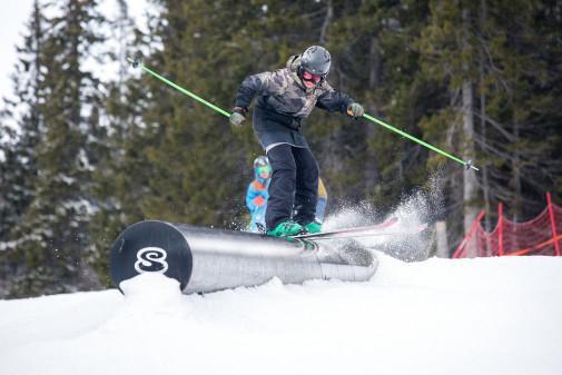 100 svenske skidestinationer har åbent i julen