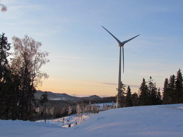 Grönklittsgruppen vælger grøn energi