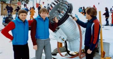Virksomheden SkiStar fylder 45 år