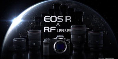 Canon EOS R + RF Lenses