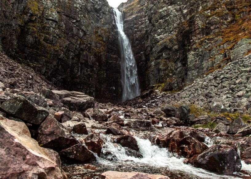 Njupeskärs vattenfall