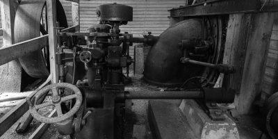 Gamla vattenkraftverket Valsan