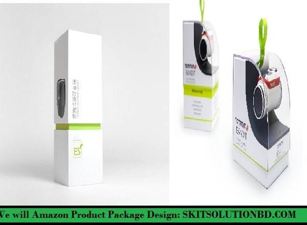 Amazon Product Package Design