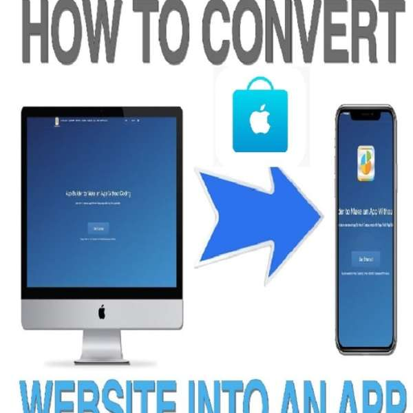 Convert Website to Apple App