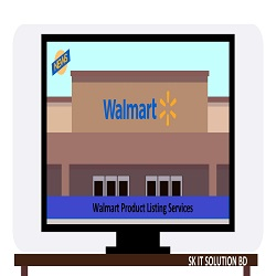 Walmart Product Listing Services