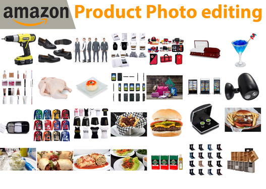 Amazon Product Photo Editing