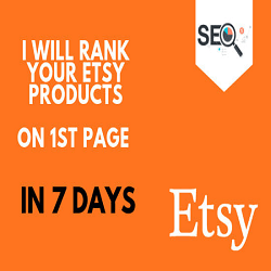 Etsy keyword ranking