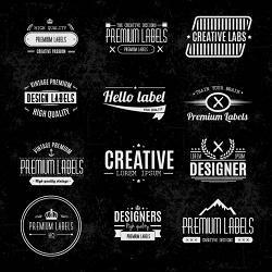 Text Logo Design