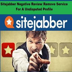 Sitejabber Negative Review Remove