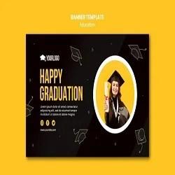 Graduation Banner Design