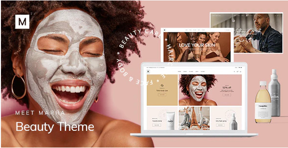 Beauty Website