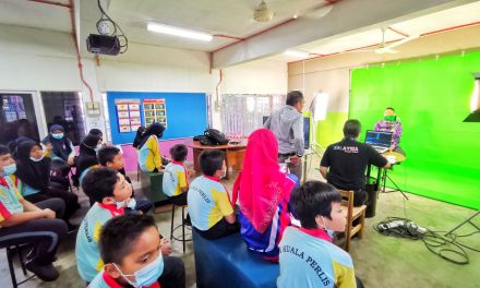 PROJEK 'GREEN SCREEN' PANITIA SAINS DAN MATEMATIK