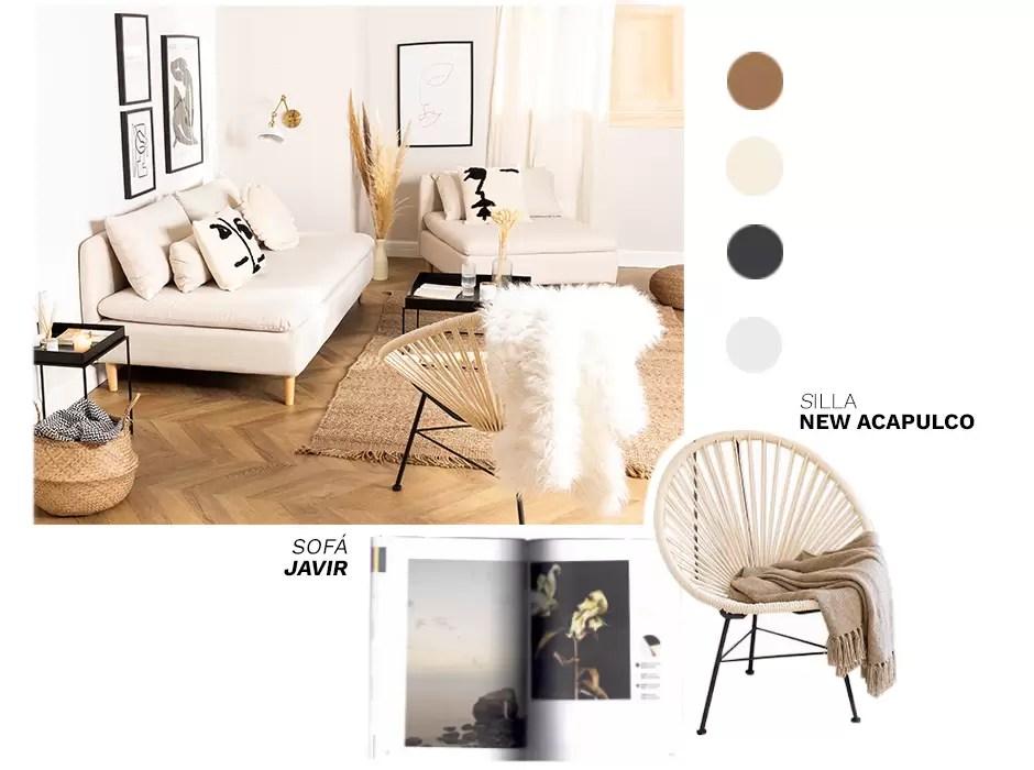 colores neutros decoracion tendencia