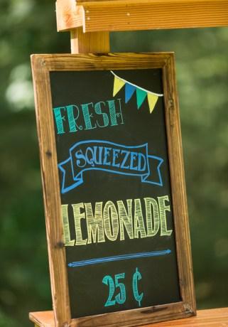 lemonade chalkboard
