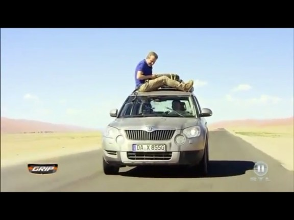Skoda Yeti Namibia