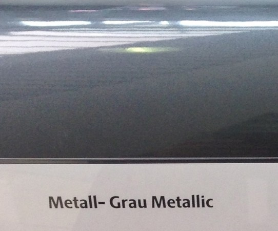 Metall Grau Metallic Skoda