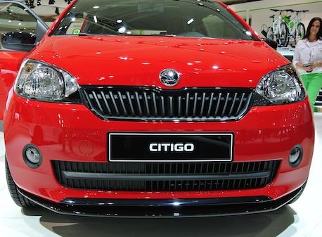 Citigo Monte Carlo Front