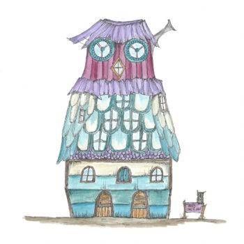 Owl House 800x800