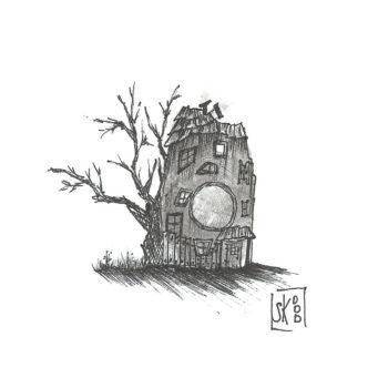 Thumbprint Horror House 800x800