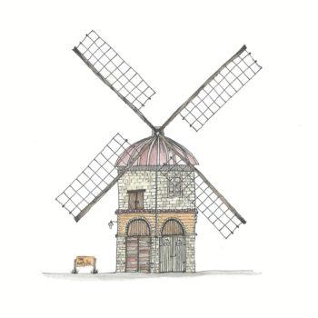 Windmill 800x800