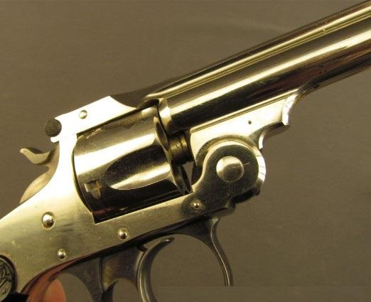 Smith & Wesson 4th Model 32 1880 DA/SA