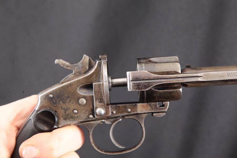 Merwin & Hulbert Birdshead 38 Revolver