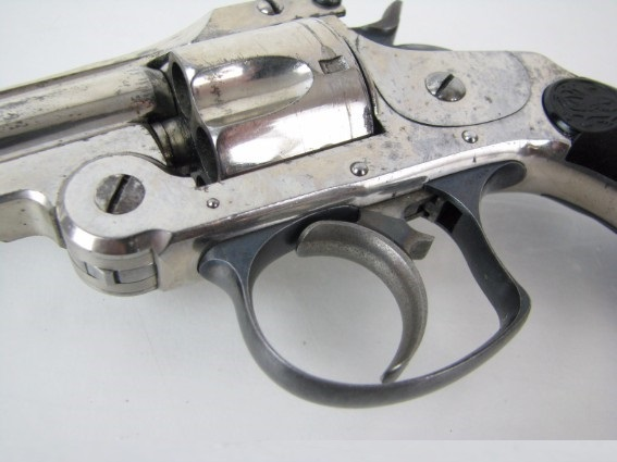 Smith & Wesson 3d Model 1883-- 32 S&W