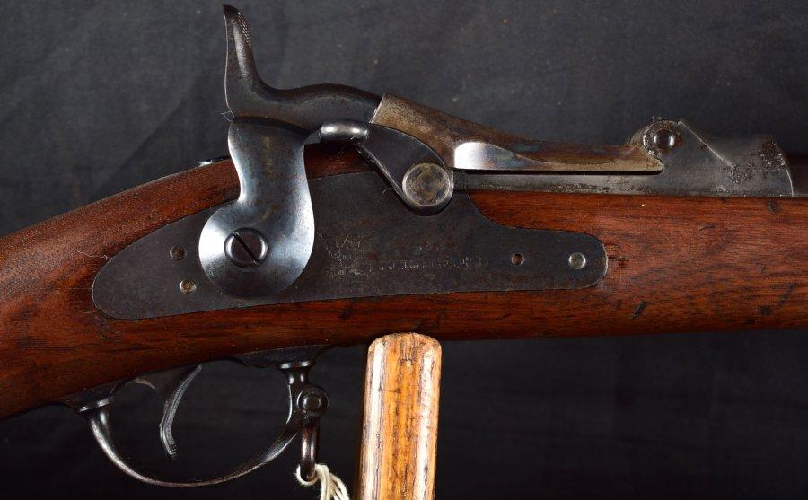 U.S. Springfield Trapdoor Military Rifle, M1884