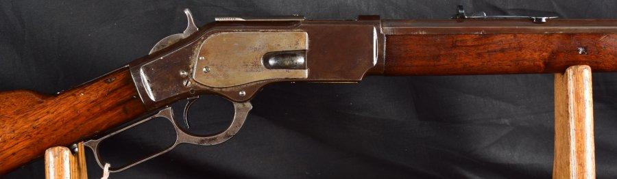 Winchester M1873 44-40 1881/82