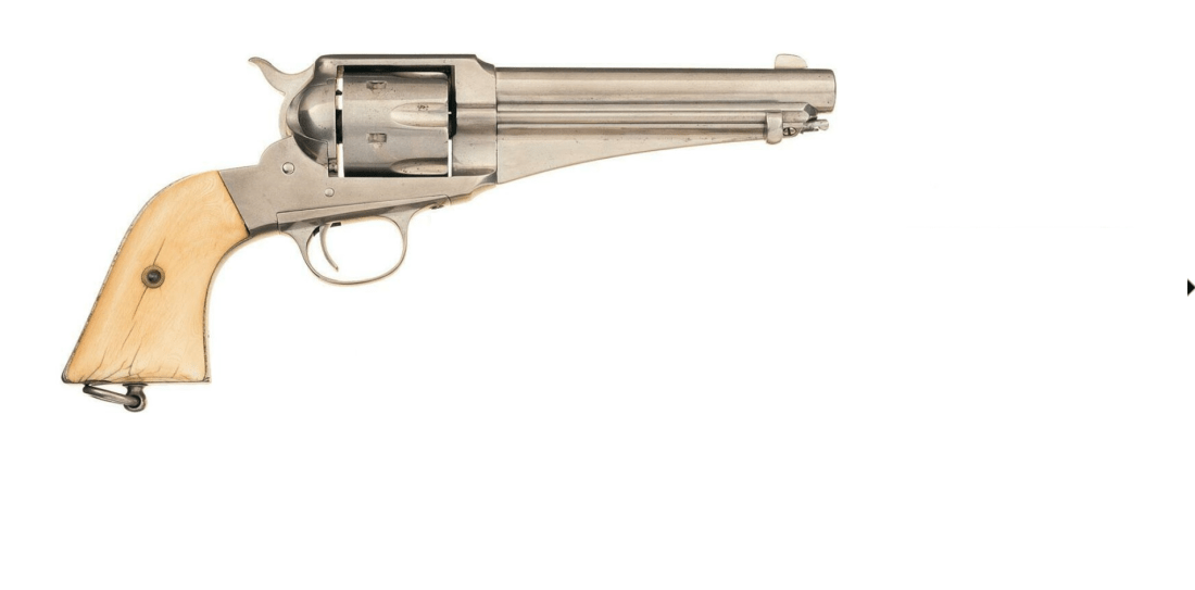 Remington M1888 Ivory 44-40