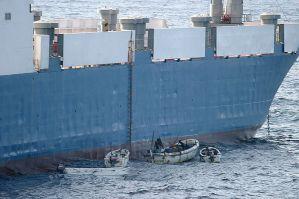 Piratar,  fisk  og  Somalia