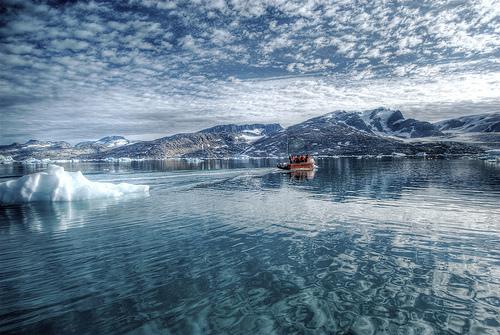 Ny  arktisk  politikk  frå  USA