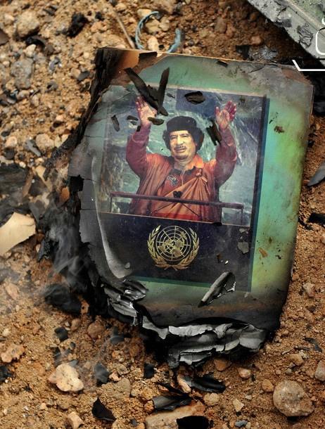 På  tide  å  stoppe  krigen  i  Libya