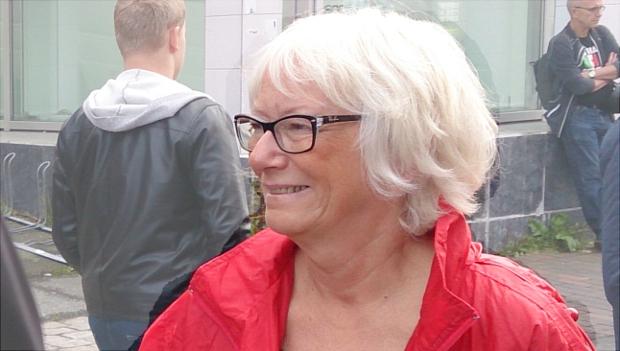Hangout  med  Gunhild  Johansen