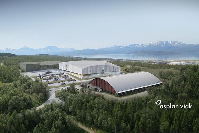 Litt  meir  om  Tromsøbadet