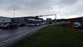 Trafikk i Tromsø