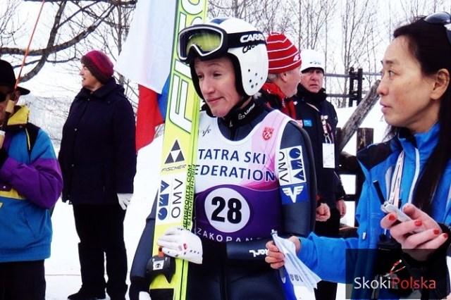 Daniela Iraschko-Stolz, fot. Stefan Piwowar